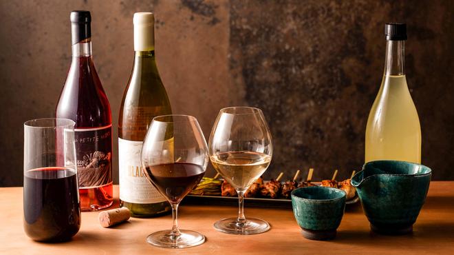 焼き鳥とワイン 源 - メイン写真: