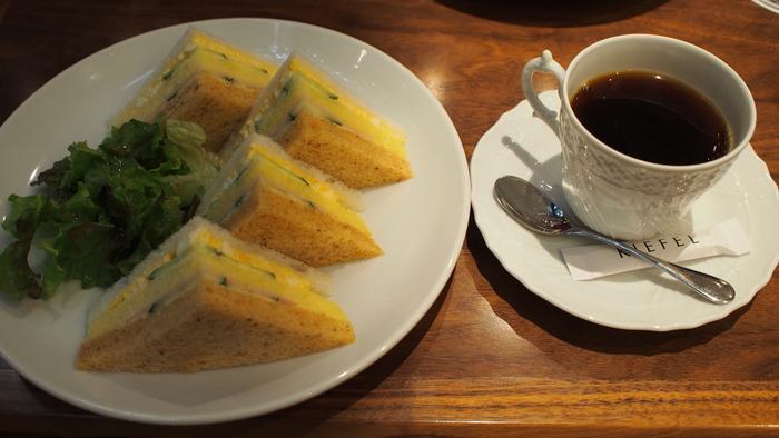 キーフェル コーヒー あべのハルカス店