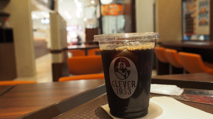 クレバーコーヒー1953 あべのハルカス近鉄店