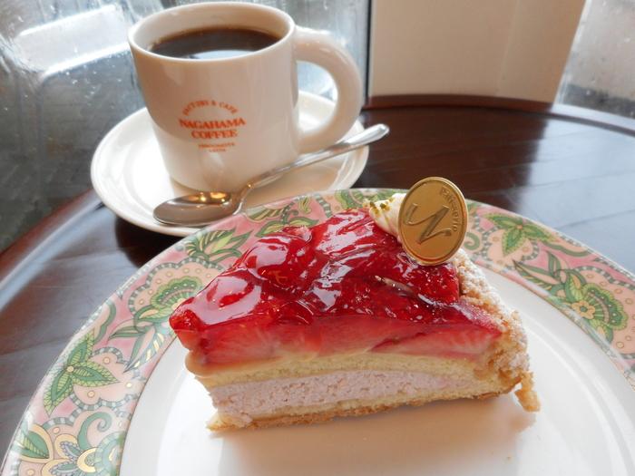 ナガハマコーヒー 広面店