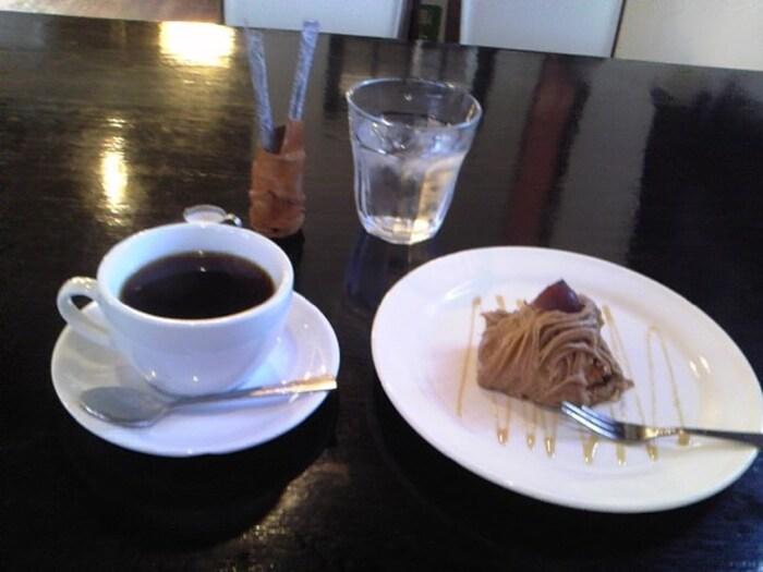 カフェ ロッシー