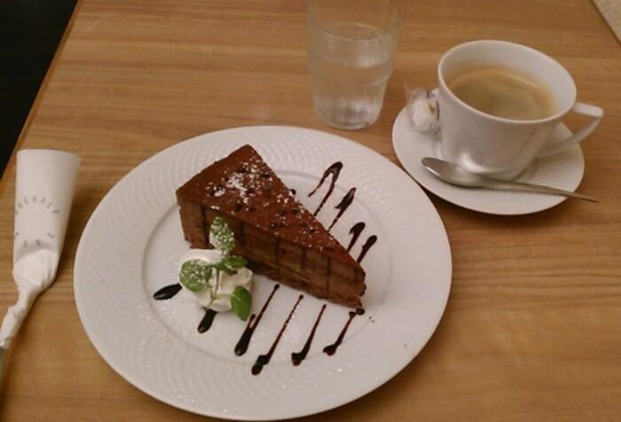 CAFE ONE HALF
