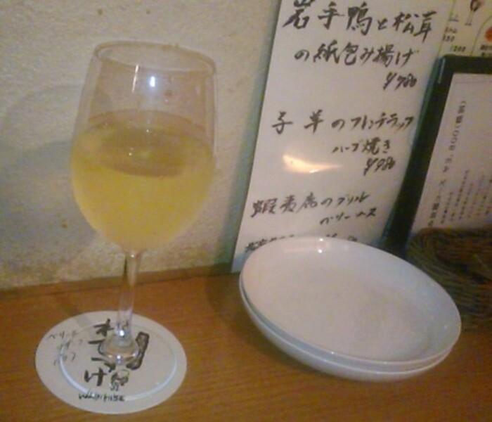 ワイン食堂wabisuke