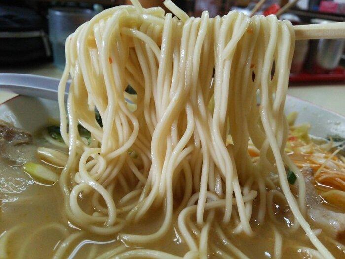 長浜ラーメン 麺通人