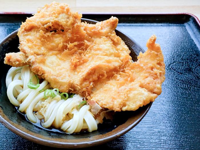 セルフうどん麺太郎