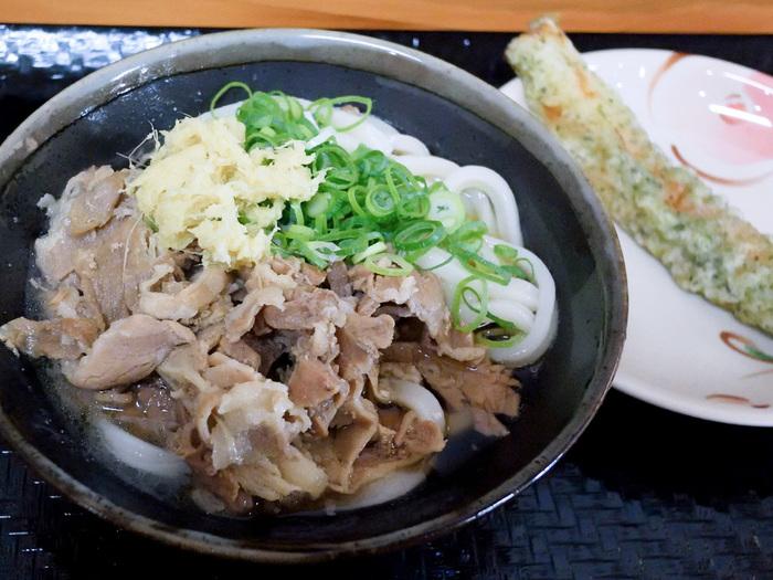 こがね製麺所 善通寺国道店