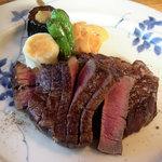 ステーキレストランそうま - 豪州産牛肉
