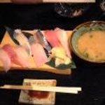 747 - しめはあら汁&ネタが大きなお寿司