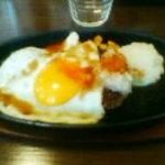 オキドキ - ハンバーグ(和風おろしソース)