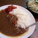 鎌倉 里のうどん - カレー