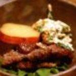 いち禅 - 猪の塩焼き