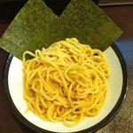らーめん ほしの - つけ麺の器@2011/10