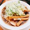 中華そばにぼし - 料理写真:煮干し中華 メンマ、ネギちょい増し