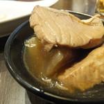 老李 - お通し お味まずまず魚パサパサ