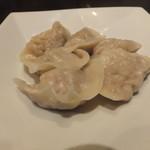 老李 - 元祖長崎水餃子 タレ無しで食べます