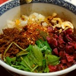 オカゲサマ製麺食堂 - 担担麺