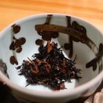 茶屋 青柳 - ひじきの煮物