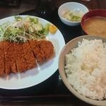えばら食堂 - 料理写真: