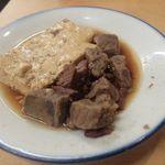 大はし - 肉豆腐