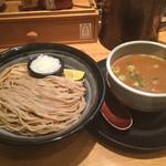 麺匠 たか松 - つけ麺(並盛)  850円   2018/12/22