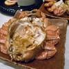 ホテル日の出岬 - 料理写真:夕食(茹で毛蟹)