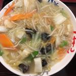 函館健康センター 湯都里 レストラン - 料理写真: