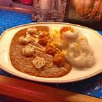 クレイジースパイス - 料理写真:カレー