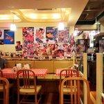 オムライス&スパゲティーのパンチョ - オムライスとスパゲッティのパンチョ 渋谷2号店 店内