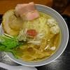 Ramenichimuan - 料理写真:塩らーめん 技塩