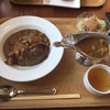 Narabi - 料理写真:牛肉カレー全景