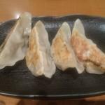 口福館 - 焼き餃子