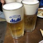 王味 - 生ビール