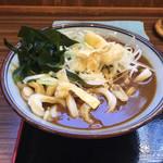 わだうどん - 料理写真:カレーうどん