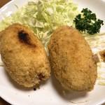 くさ笛 - 料理写真:コロッケ