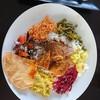 サンライズレストラン - 料理写真:ライス&カレー