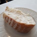 リストランテ アクアパッツァ - パン