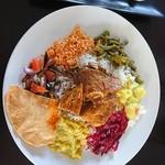 サンライズレストラン - ライス&カレー