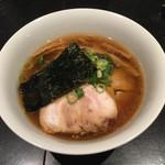100016586 - 醤油らぁ麺('19/01/13)