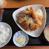 ドライブイン田村 - 料理写真:ミックスフライ定食