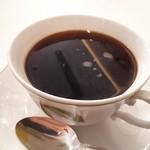 リストランテ アクアパッツァ - コーヒー 飲みやすい