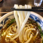 むさし - 麺アップ