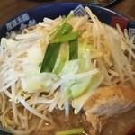 太一商店 - ラーメン(野菜)