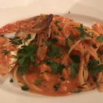 デリツィオーゾ フィレンツェ - 渡り蟹スパゲッティ