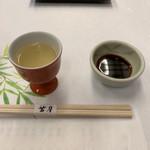 料亭 茜月 - 料理写真:すだち紅麹酢❗️
