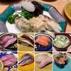 北陸金沢まわる寿し もりもり寿し - 料理写真: