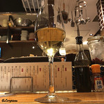 煮こみ屋   チョウチン - Chardonnay
