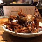煮こみ屋   チョウチン - 甘海老の素揚げ