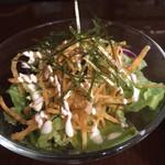 蔵 - セットのサラダ