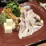 喜水亭 和樂 - ふぐ鍋