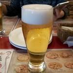 100026904 - アサヒスーパードライ生ビール